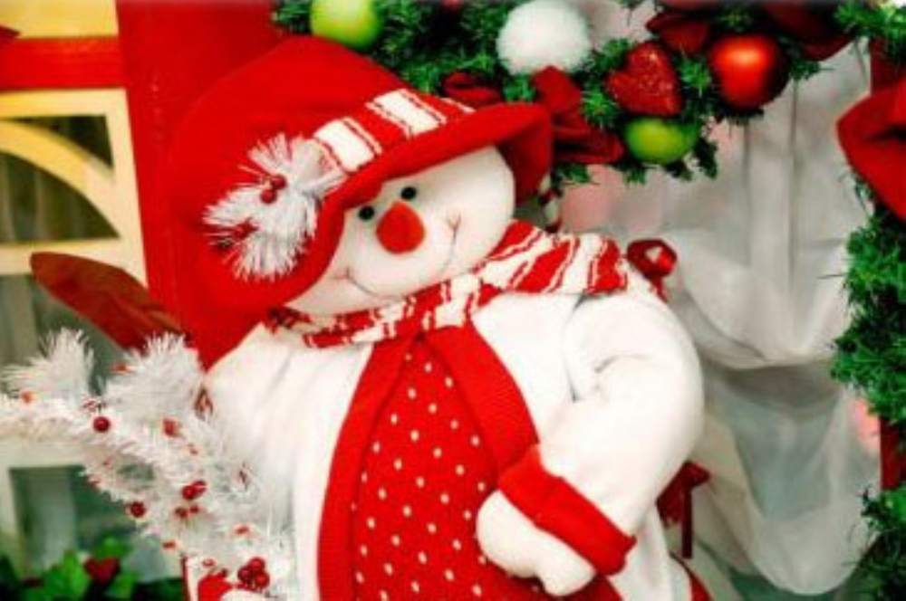 decoracao de jardins grandesJardins inaugura decoração de Natal na