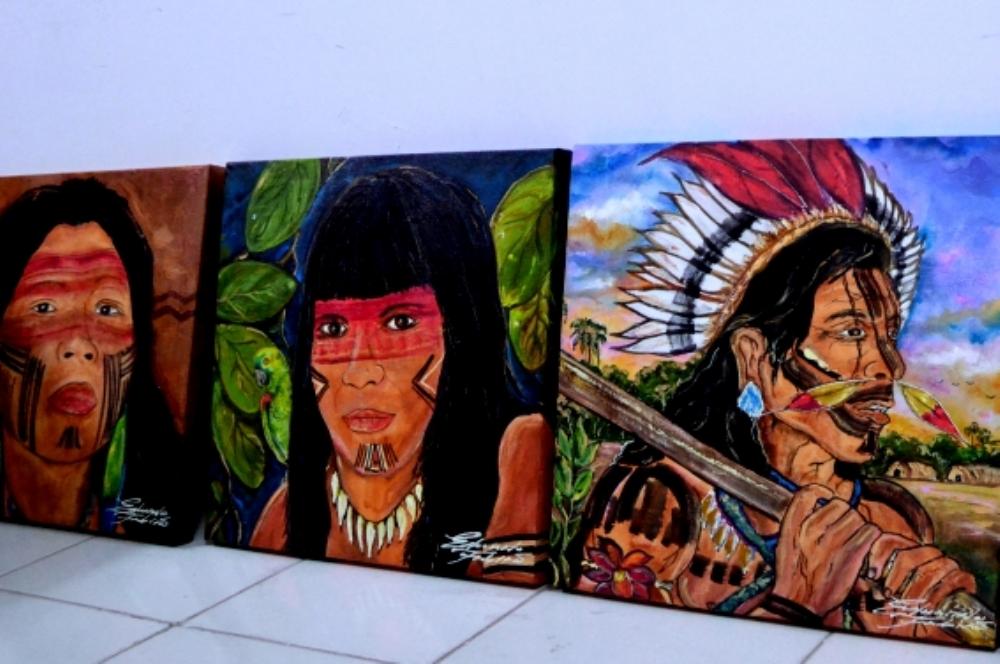 Artesanato Indigena Da Região Norte ~ Exposiç u00e3o do Corredor Irm u00e3o abordará cultura indígena Infonet Notícias de Sergipe Cultura