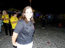 A biomédica Adriana Medrado é frequentadora assídua do evento