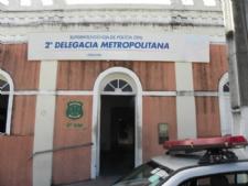 O acidente está sendo investigado pelas equipes da 2ª Delegacia Metropolitana