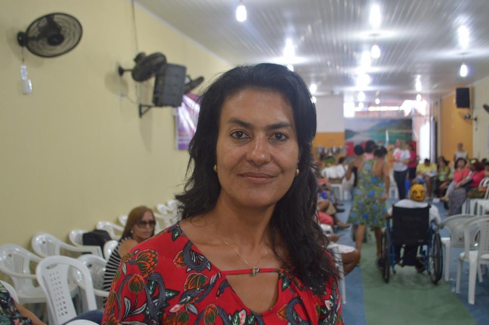 Roda de conversa promove emponderamento feminino  Infonet Notícias de Sergip -> Conversa Banheiro Feminino
