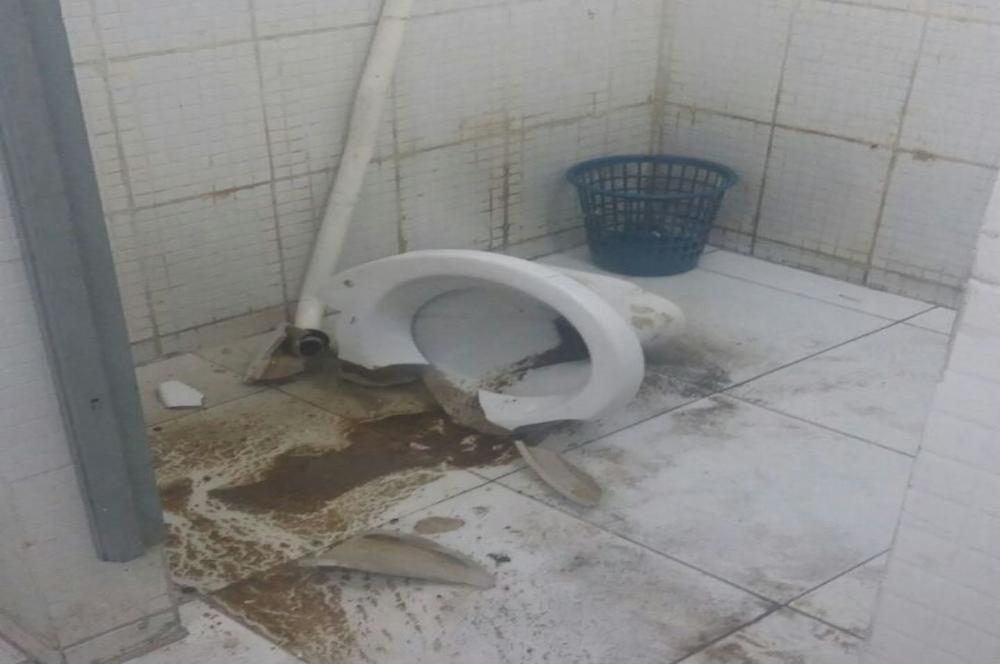 secret banheiro