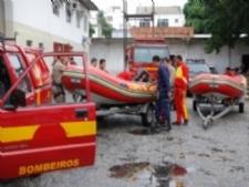 CB resgata corpo de jovem no Inácio Barbosa