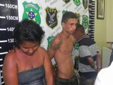Morte de vigilante: dois homens e uma mulher são presos