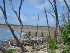 Corpo despido é encontrado em mangue na Beira Mar