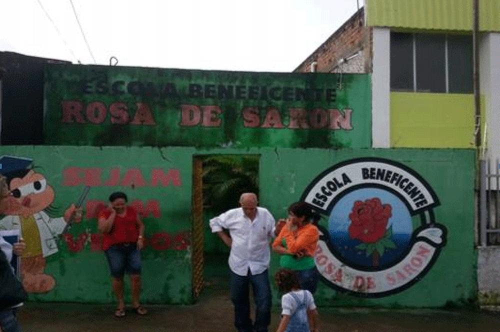 jardim rosas de saron: do Dia do Bem Fazer – Infonet Notícias de Sergipe – Educação