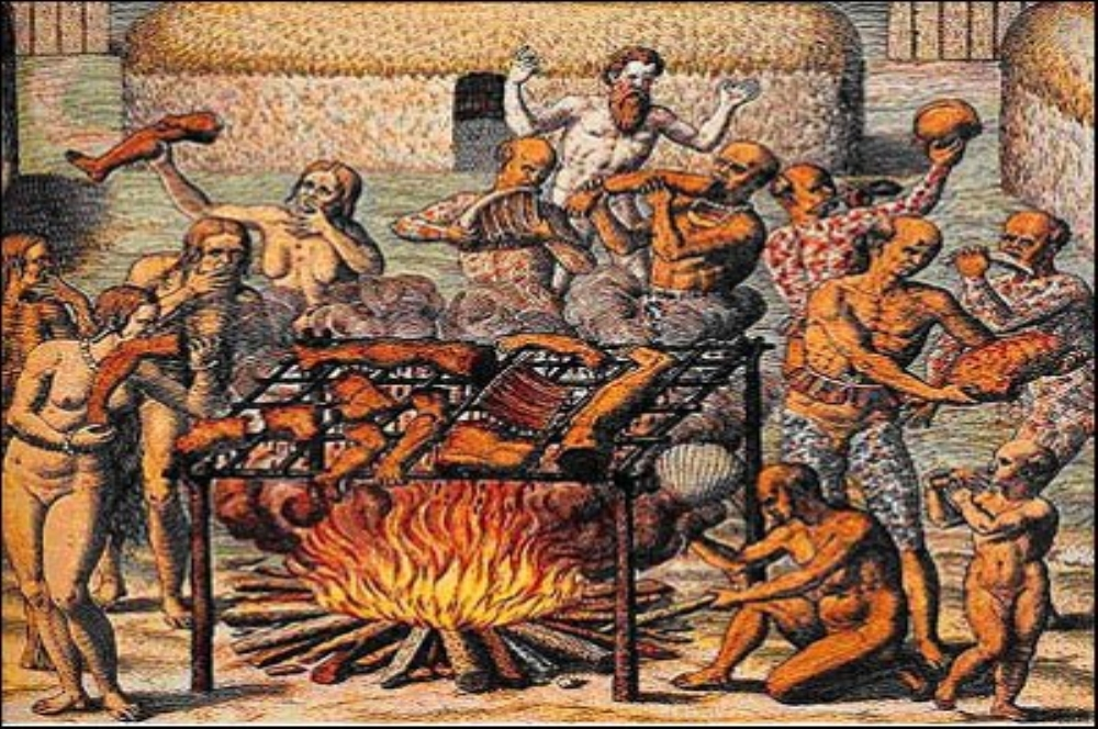 Resultado de imagem para canibalismo