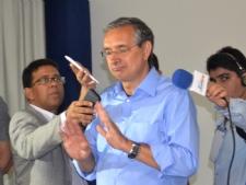 """Saio vitorioso"", diz Amorim após resultado desfavorável"