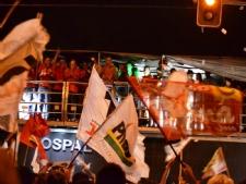 Festa de Jackson reúne multidão na av. Barão de Maruim