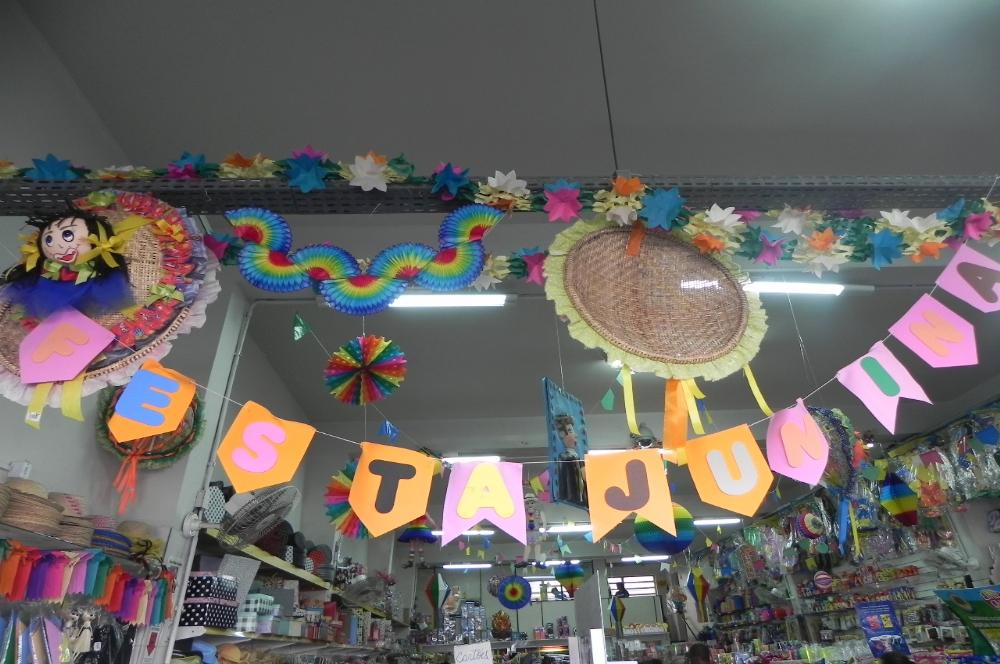 Enfeite De Loja ~ Infonet S u00e3o Jo u00e3o 2012 Cerimonialista dá dicas para organizar uma festa junina