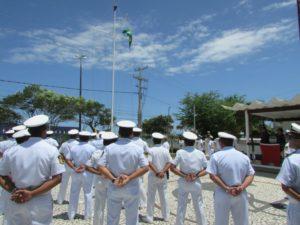 Capitania dos Portos realizará cerimônia alusiva ao dia da bandeira