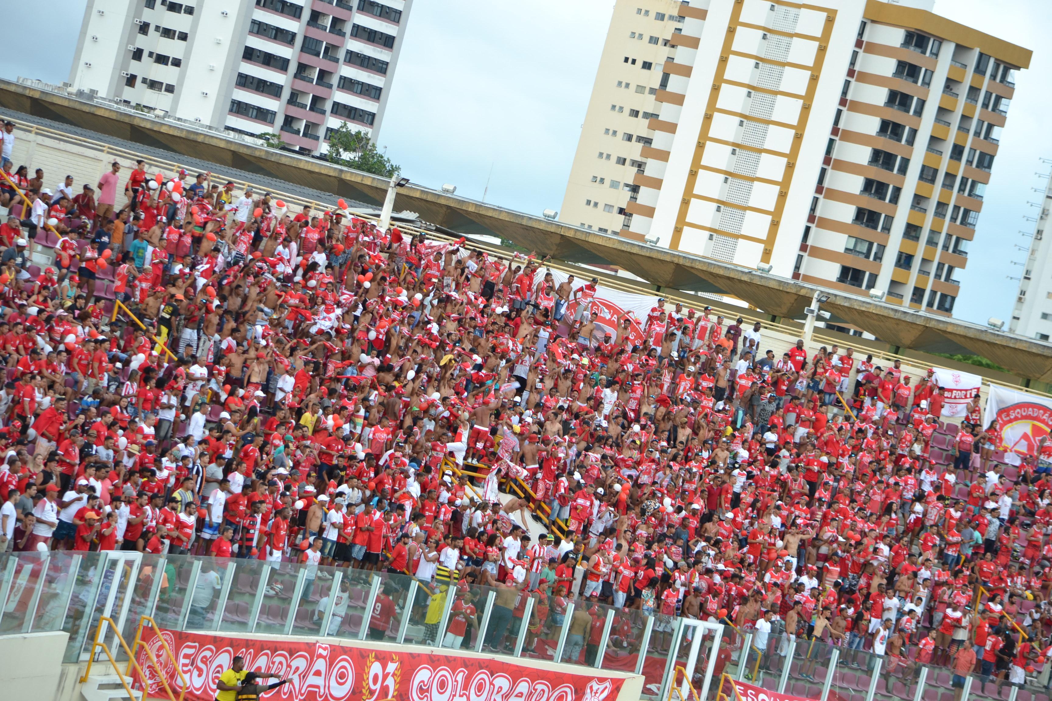 c2ae033267 (foto  Arquivo Portal Infonet). Já estão à venda os ingressos para o jogo  entre Sergipe e Botafogo-PB ...