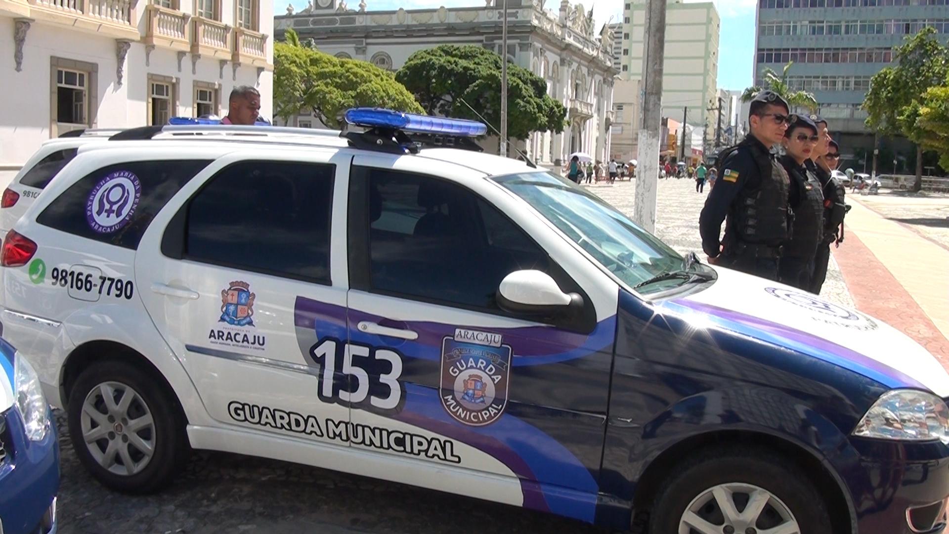 Resultado de imagem para FOTO DE VIATURAS DA GUARDA MUNICIPAL DE ARACAJU
