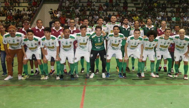 Futsal: Lagarto é derrotado e se despede da Copa do Nordeste - Infonet