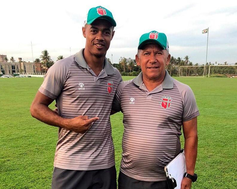Nivaldo Batista é o novo técnico do time sub-17 do Lagarto - Infonet