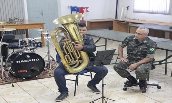 Batalhão de Infantaria abre vaga para músico em Feira de Santana - Infonet