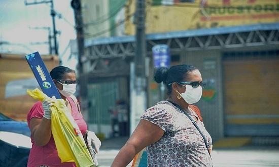 Decreto obriga uso de máscara por toda a população em Sergipe ...
