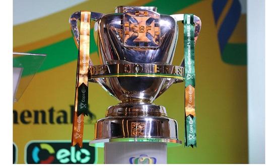 CBF anuncia novas datas de confrontos da 3ª fase da Copa do Brasil