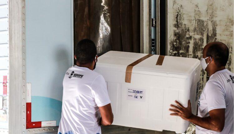 Municípios sergipanos começam a receber novas remessas de vacinas