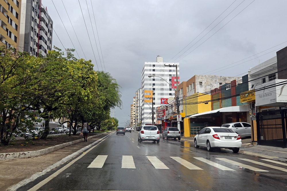 Defesa Civil alerta para possibilidade de chuva nas próximas 48h