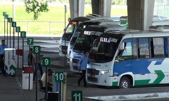 Transporte intermunicipal terá frota extra para o feriadão