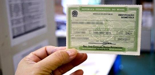 Mais de 230 mil títulos eleitorais foram cancelados em Sergipe