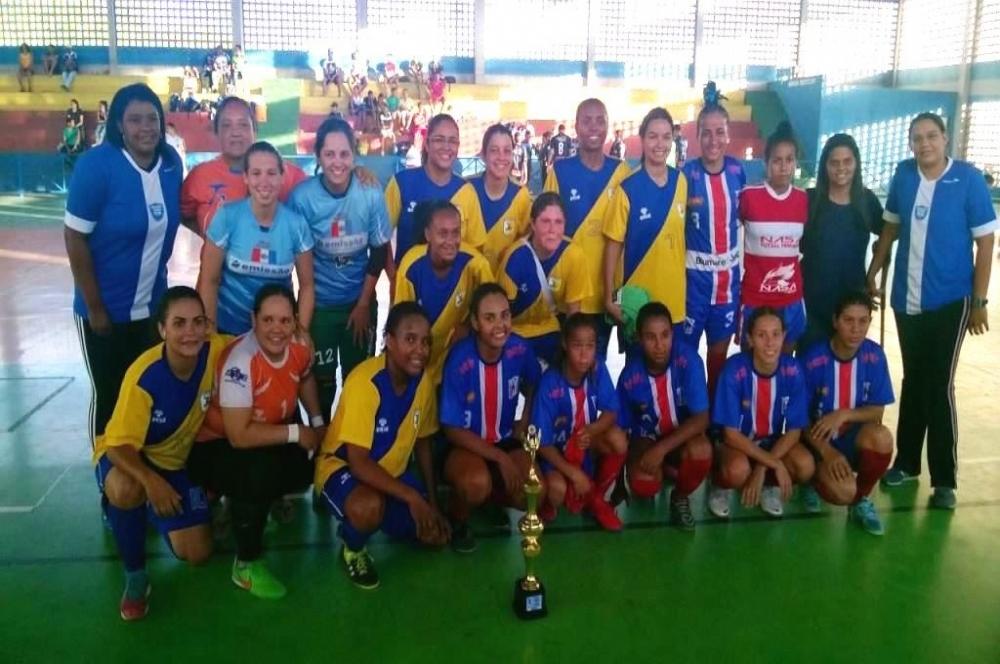 Futsal feminino  Sergipe bate Alagoas em Maceió – Infonet – O que é ... b739e7c376454