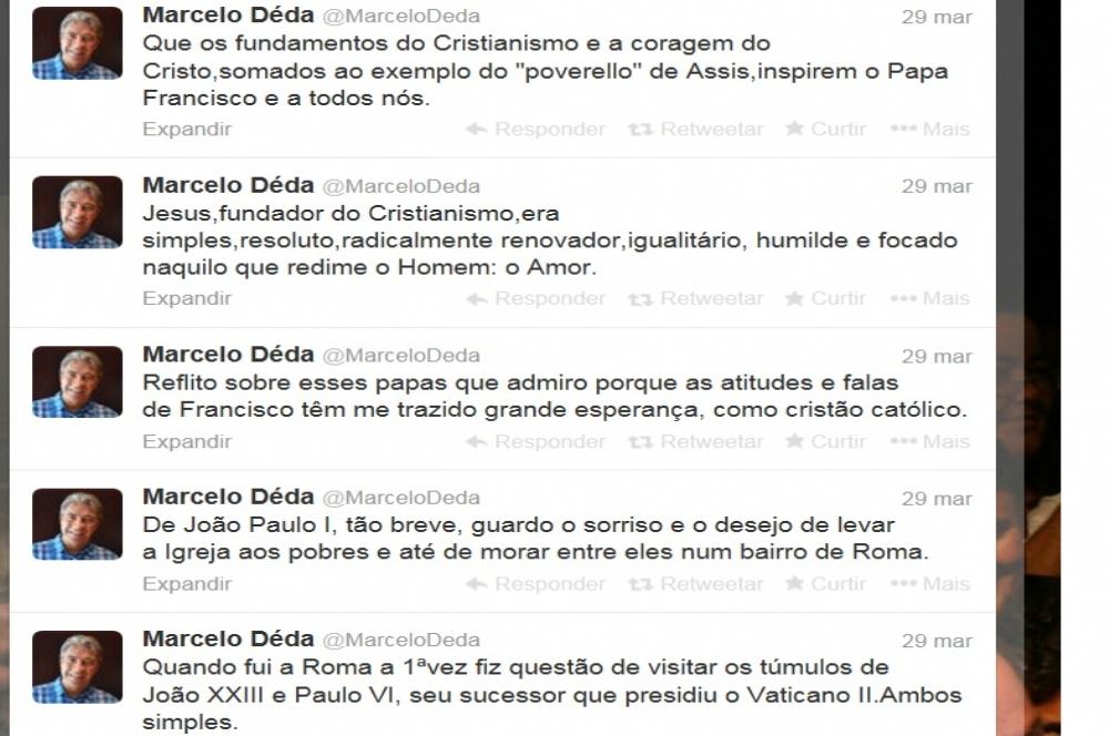 Frases Do Governador Marcelo Déda Que Ficaram Na Memória Infonet